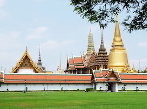 Wat Phra Kaew, Grand Palace, Crazy Royal Palaces